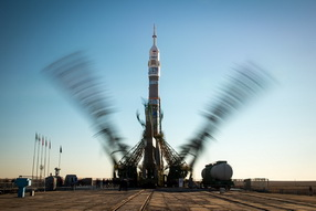 Baikonur spaceport  tour