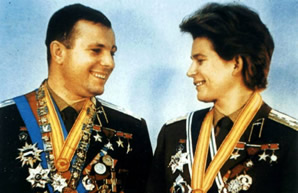 50th anniversary of the first woman Valentine Tereshkova space flight