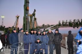 Baikonur space tour, November 2014