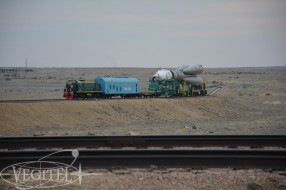 Baikonur tour, July 2015