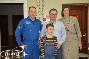 The Adventures of Young Cosmonauts