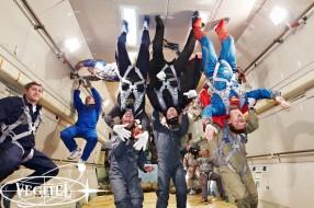 Zero-Gravity for Super Team