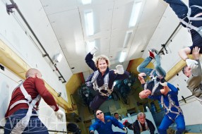 Zero Gravity flight - August 2015