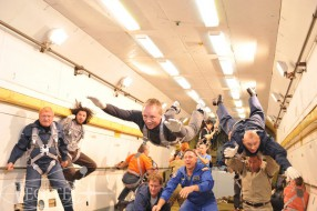 October Zero-G flight — group admission started!