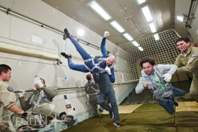 Mission Accomplished: Zero-Gravity on