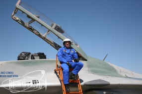 MiG-29 - from aerobatics to the edge of space!