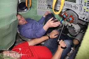 Following the scent of Soyuz TMA-04M crew