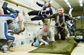 Gravity - zero!
