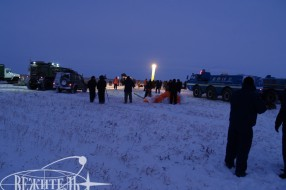 Soyuz TMA-05M landing tour