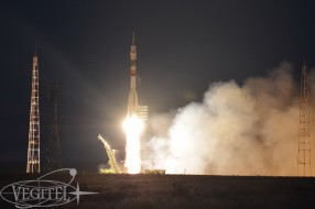 Baikonur tour – Soyuz MS-05 launch