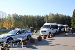 Star City program for Chinese delegation