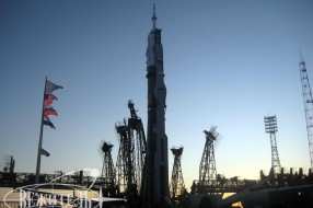Soyuz TMA-03M launch