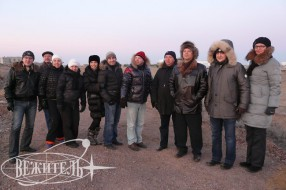 Soyuz TMA-22  launch: Tour to Baikonur spaceport