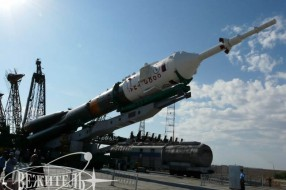 Baikonur tour, June 2011, report