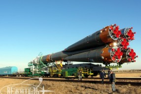 Baikonur Tour: Soyuz TMA-10M launch
