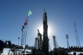 Baikonur Spaceport, Soyuz TMA-10M launch tour