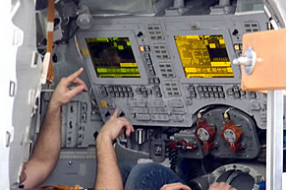 Soyuz-TMA spacecraft complex simulator