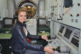 The ISS Russian Segment simulator