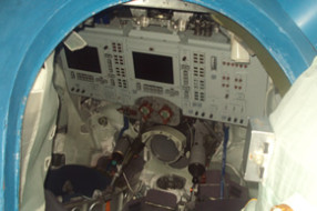 Don-Soyuz TMA simulator