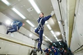 Zero-gravity – on!