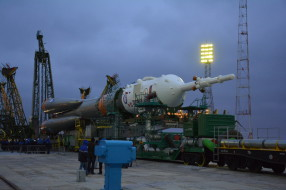 Baikonur Spaceport Tour: Soyuz TMA-20 Launch