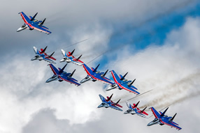 MAKS 2017 Russian airshow program