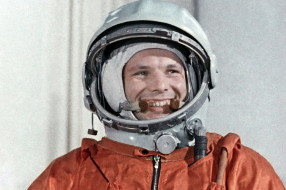 First-Man-in-Space Birthday