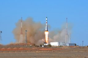 Progress cargo spacecraft launch - Baikonur tour, October 2017
