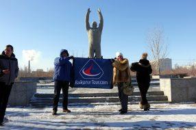 Baikonur Cosmodrome trip, December 2017