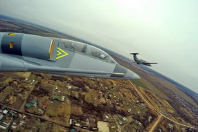 Jet trainer flights in Russia - Fly L-29 and L-39 Albatros jet fighters