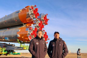 Baikonur tour – Soyuz MS-10 launch