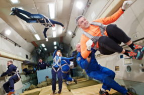 New dates of zero-gravity flights for 2019