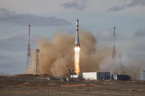 Baikonur cosmodrome trip, April 2019