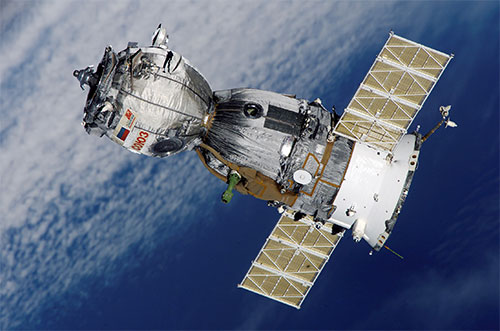 Soyuz МS