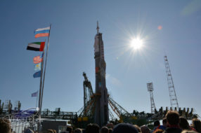 Baikonur tour: Soyuz MS-15 launch