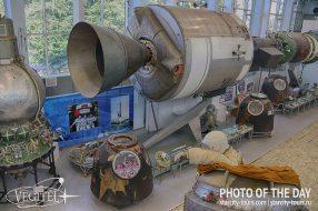 Inside RCC Energia museum