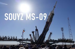 Back to the Future: Soyuz MS-09 launch